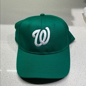 Other - Washington Nationals Green Hat